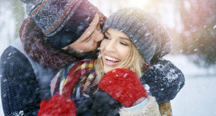 Die schönsten Ideen für romantische Winter-Dates