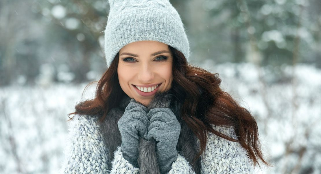 Mit diesen Tipps wird dein Make-up winterfest