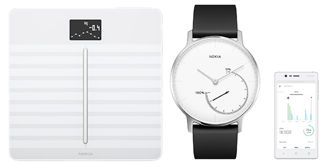 Nokia Steel & Body Cardio