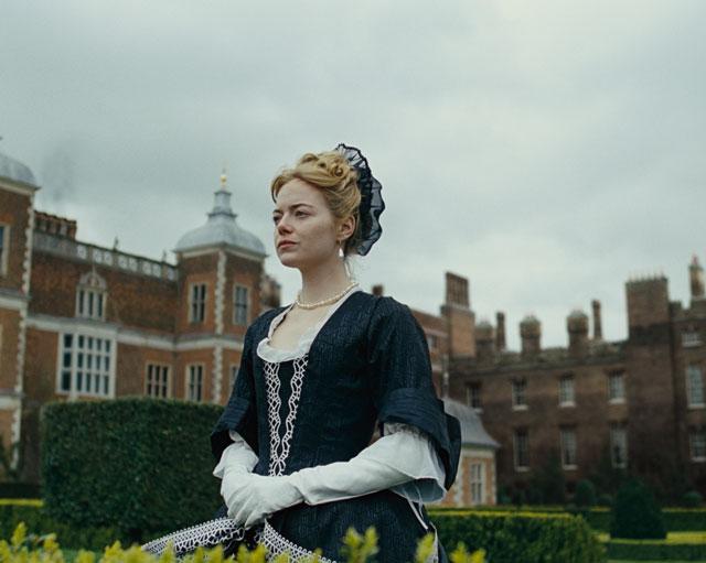 Emma Stone spielt Abigail Masham