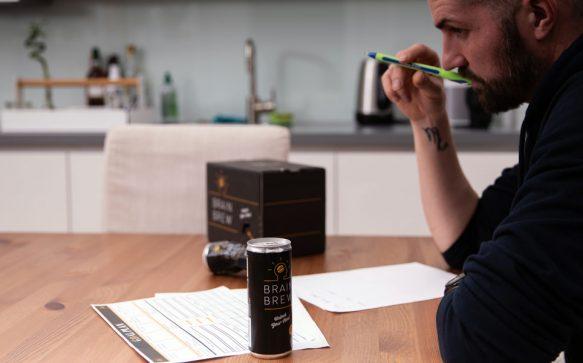 BRAIN BREW –  Der Koffein-Boost, der dein Leben verändert (Anzeige)