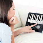 Klavier lernen per App