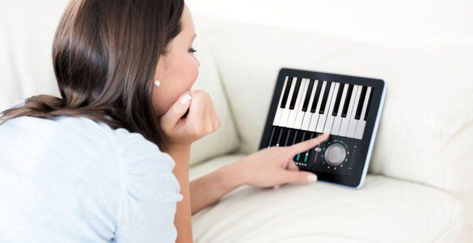 Klavier lernen per App: So gut sind die digitalen Pianokurse