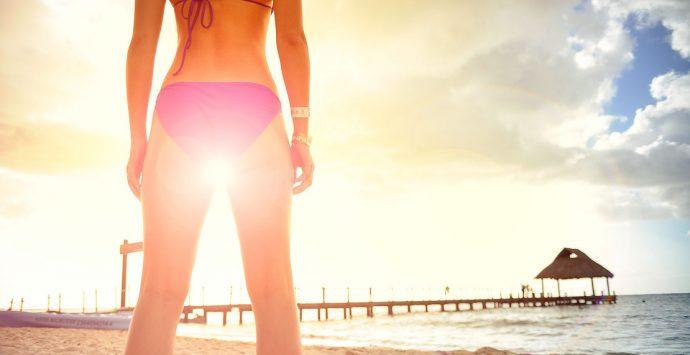 Nach Weihnachten ist vor dem Sommer – Po und Beine jetzt schon Beach-ready machen