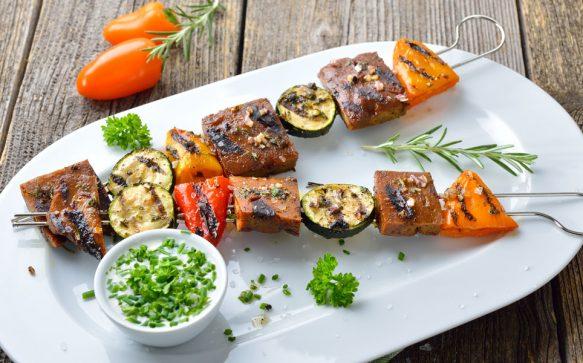 Seitan: Der fast perfekte eiweißhaltige Fleischersatz