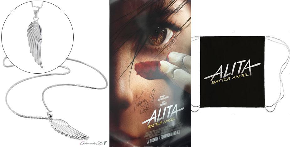 Gewinnspiel zum Kinostart von ALITA: BATTLE ANGEL