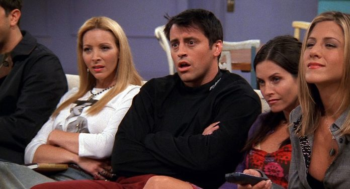 Matt LeBlanc aus Friends