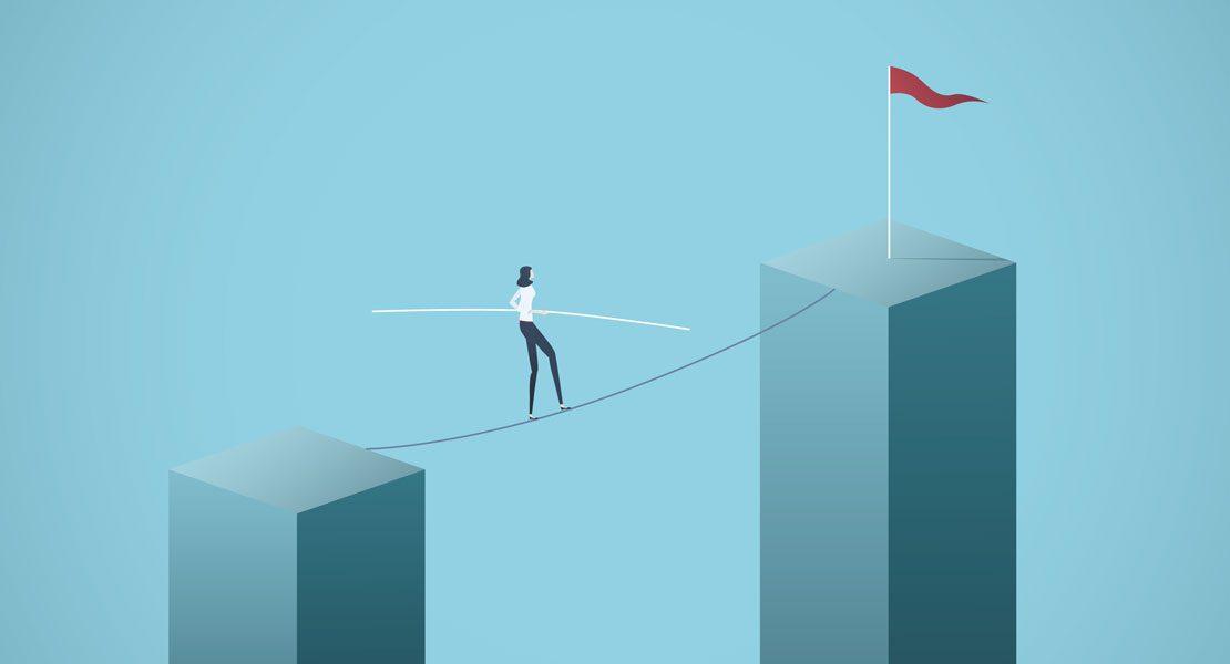 Risikobereitschaft: Warum es sich lohnt, mehr Risiken einzugehen