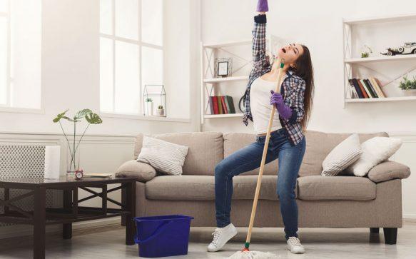 10 geniale Tipps für ein sauberes Zuhause