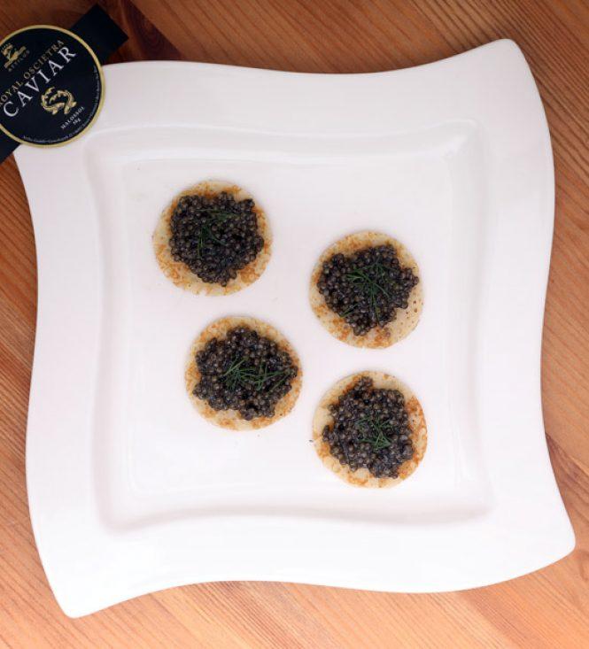 Attilus Kaviar: Reden ist Silber, Schmecken ist Gold (Anzeige)