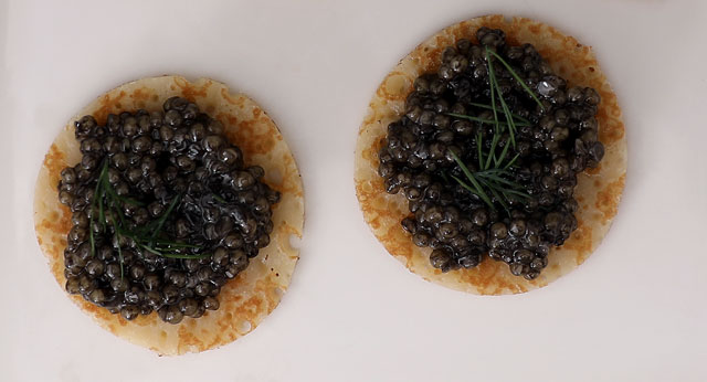 Attilus Kaviar Rezept