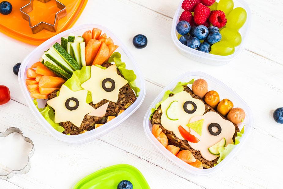 gesund essen und genießen