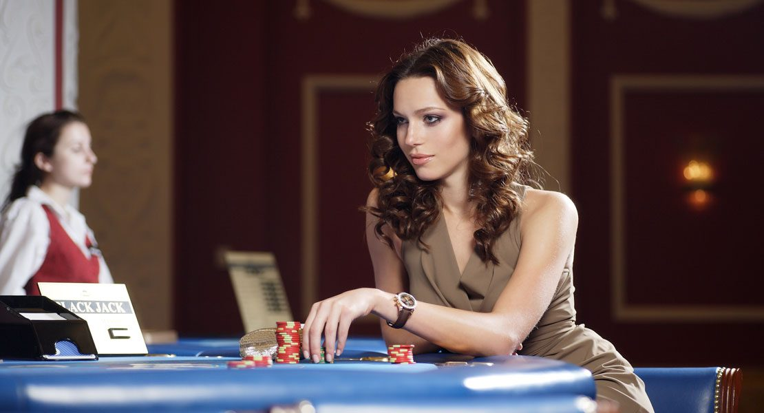 Glücksspiele nur für Männer? Von wegen!