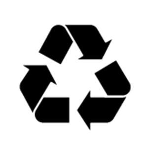 recycelfähige Verpackung