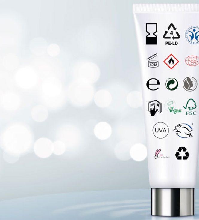 Das bedeuten die Symbole auf Kosmetik-Produkten wirklich