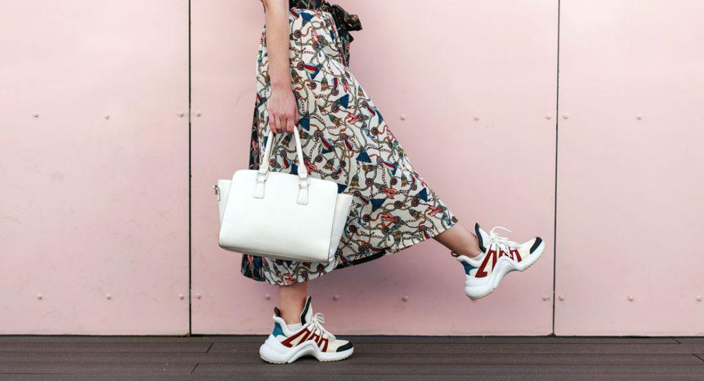 best service 87c79 5efa7 Entdecke die stylischen Sneaker-Trends 2019