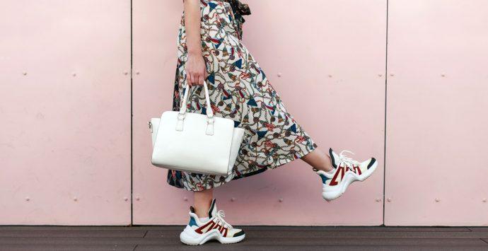 Entdecke die stylischen Sneaker-Trends 2019