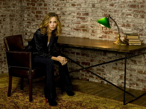 Calista Flockhart in Brothers and Sisters