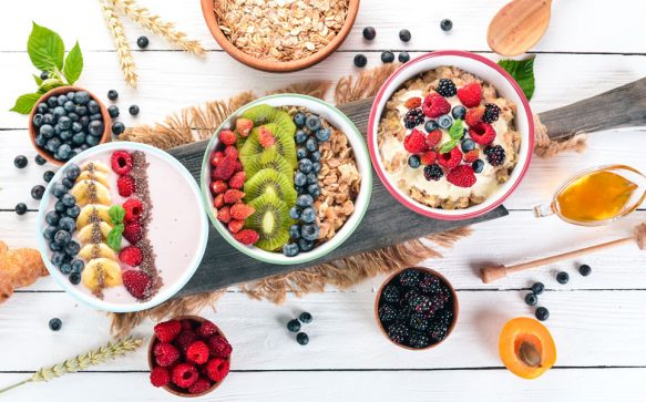 Overnight-Oats: Das Powerfrühstück über Nacht
