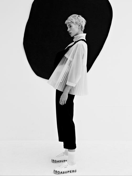 Editorial: Monochrome Dance