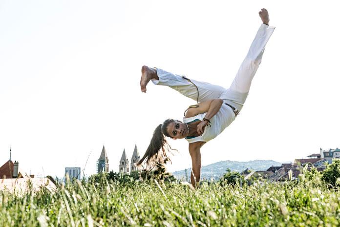 Capoeira lernen