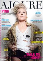 ajoure E-magazine cover