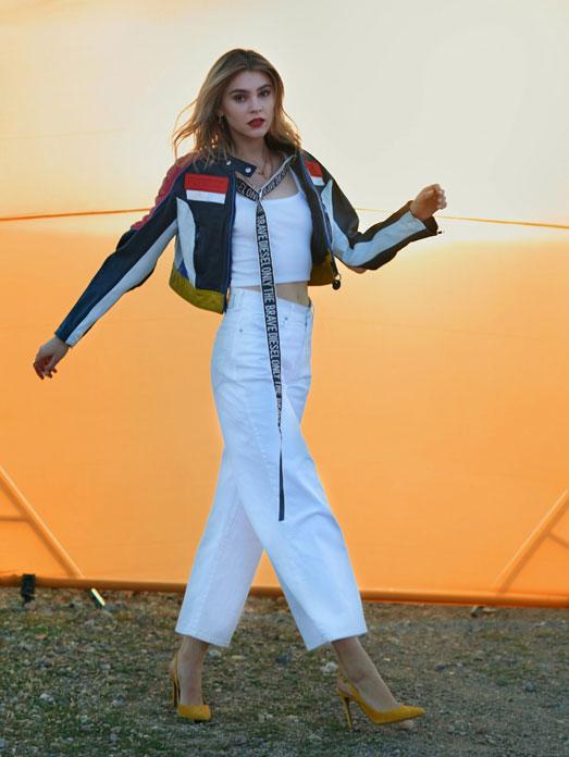 Rockstar Style von Stefanie Giesinger