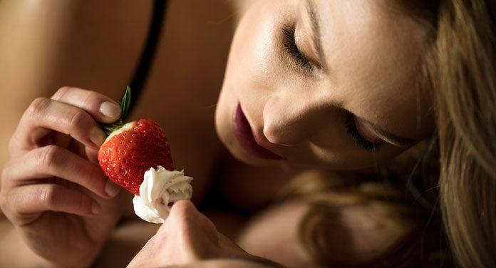 Sexy Food: So heiß sind Lebensmittel beim Sex