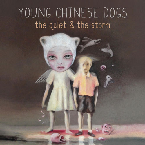 The Quiet & the Storm von Young Chinese Dogs