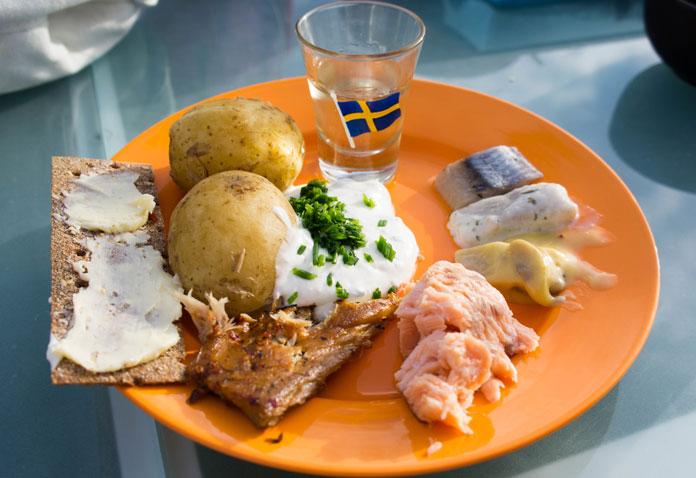 schwedische Spezialitäten