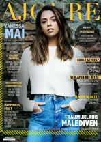 AJOURE´ Cover August 2019