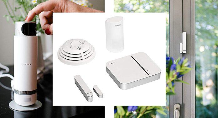 Bosch Smart Home Test AJOURE´
