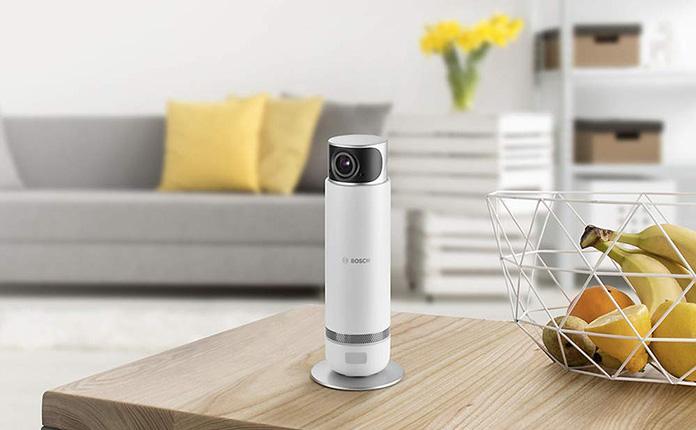 Bosch Smart Home 360 Grad Überwachungskamera