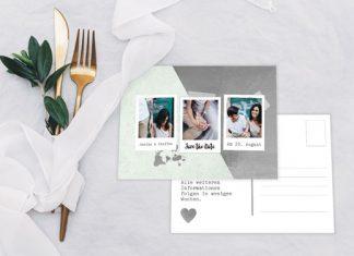 Hochzeits-Papeterie – das Einmaleins der Karten zum großen Fest