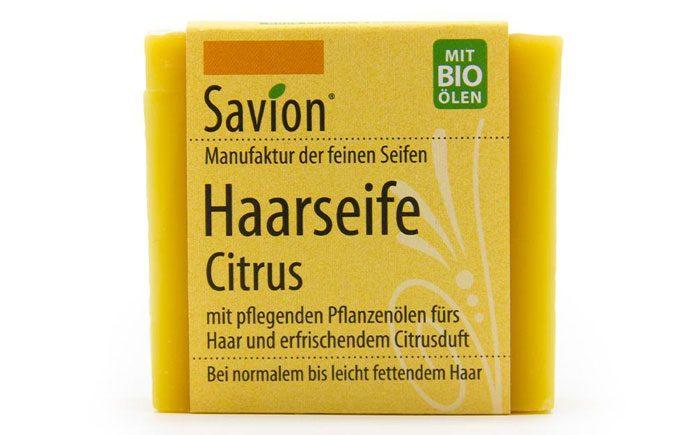 Savion Haarwaschseife