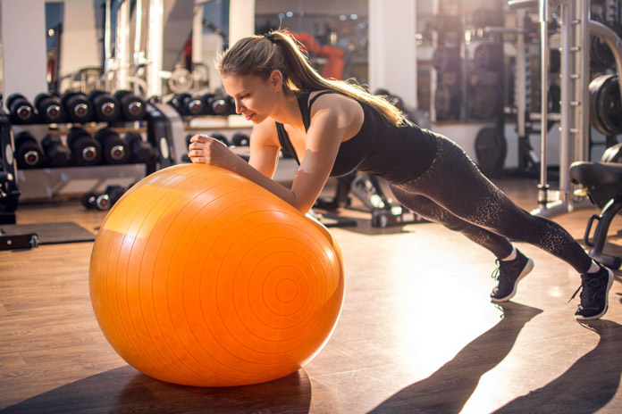 Balance Workout