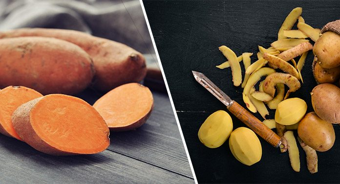 Süßkartoffel vs. Kartoffel - Welche ist gesünder?