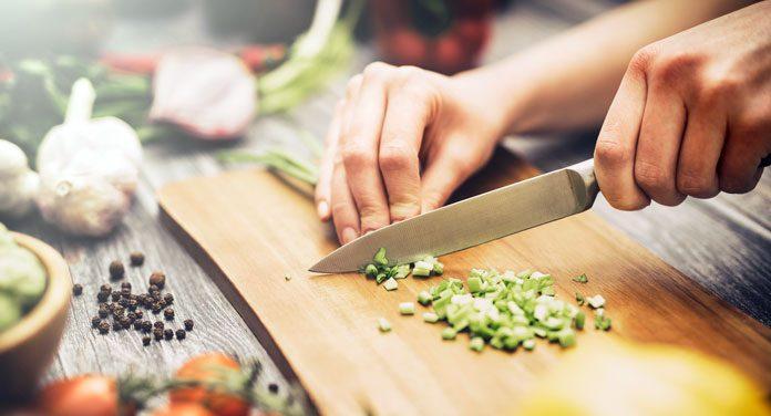 Meister deine Messer!