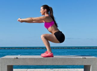 Diese 11 Squat-Variationen sind der Muskel-Booster für deine Beine & Co