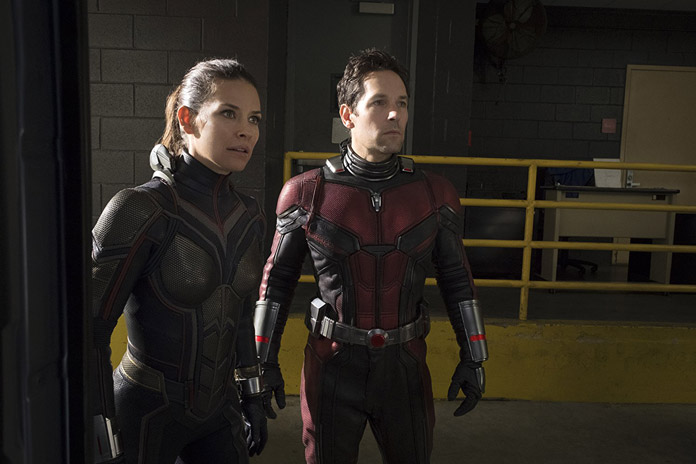 Evangeline Lilly - Ant-Man And The Wasp