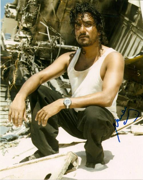 Naveen Andrews – Sayid Jarrah
