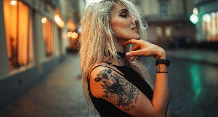 Tattoo für neuanfang