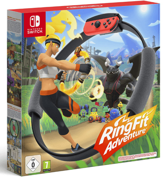 Ring Fit Adventure für Nintendo Switch