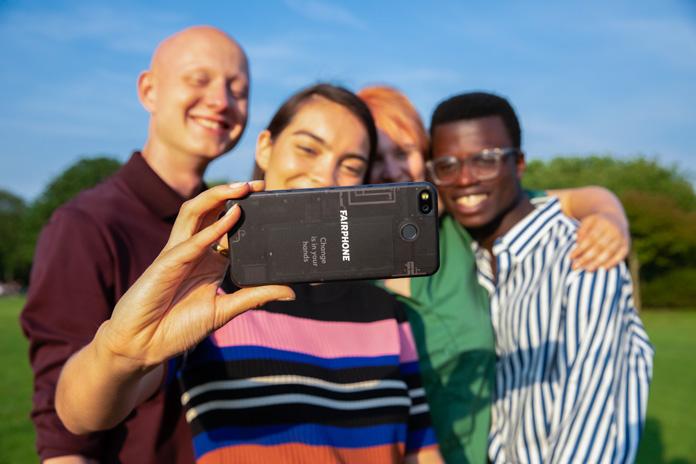 Fairphone 3 Selfie
