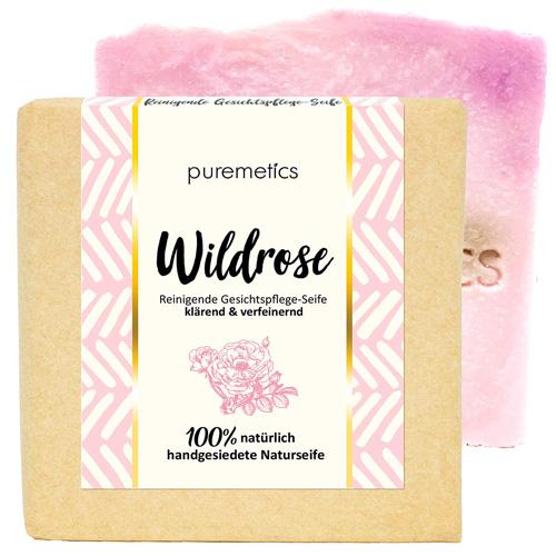 puremetics reinigende Gesichtspflege-Seife