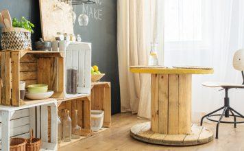 Die schönsten Upcycling-Ideen aus Holz