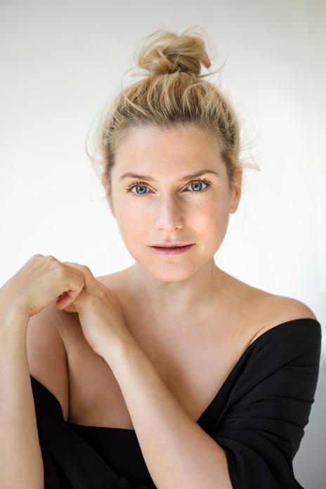 Jeanette  Biedermann im Interview
