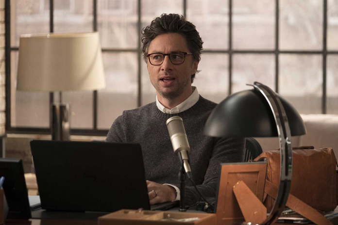 Alex, Inc. mit Zach Braff