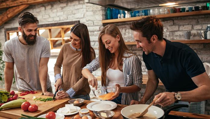 Einfache Tipps gegen Lebensmittelverschwendung