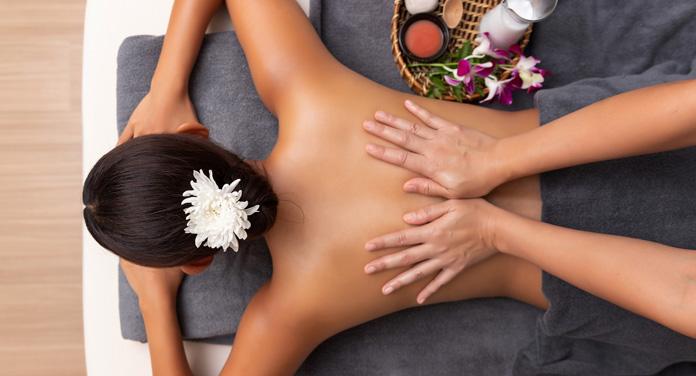 Ganzkörpermassage Japanische Wellness